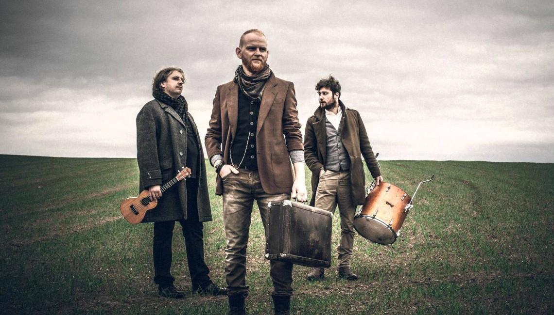 Indie-folkowe trio Henry David's GUN wydaje nowy album!