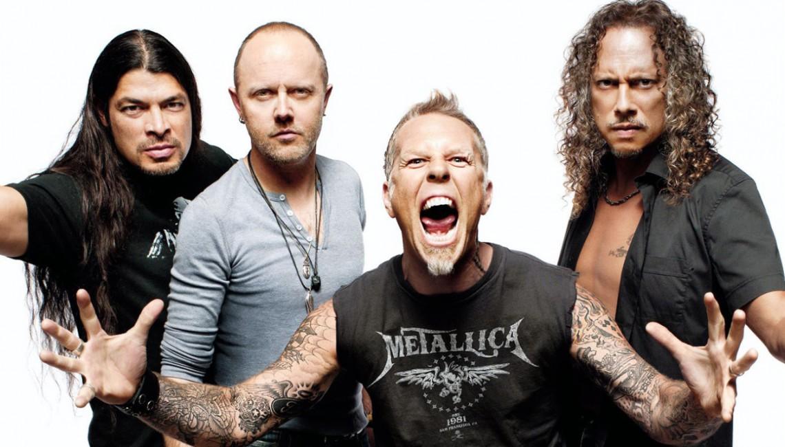 Metallica udostępnia video z koncertów!