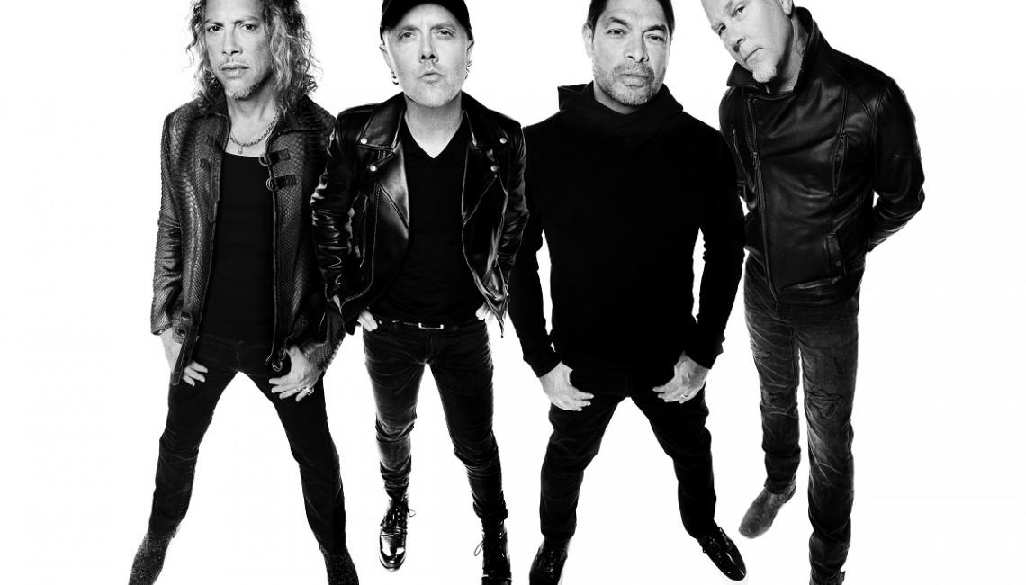 Metallica udostępniła koncert sprzed 37 lat!