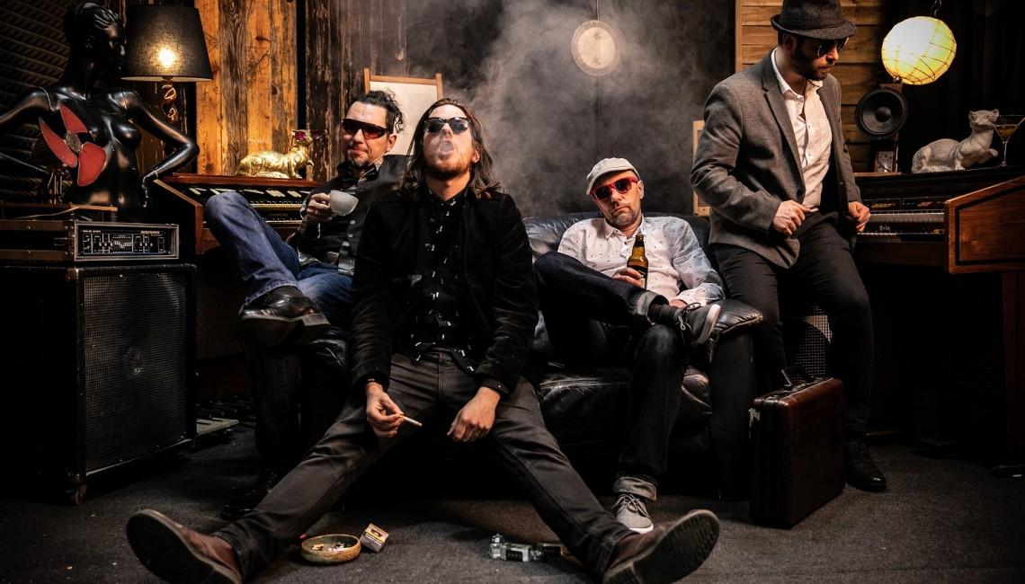 Krakowska grupa Neal Cassady zapowiada nową płytę