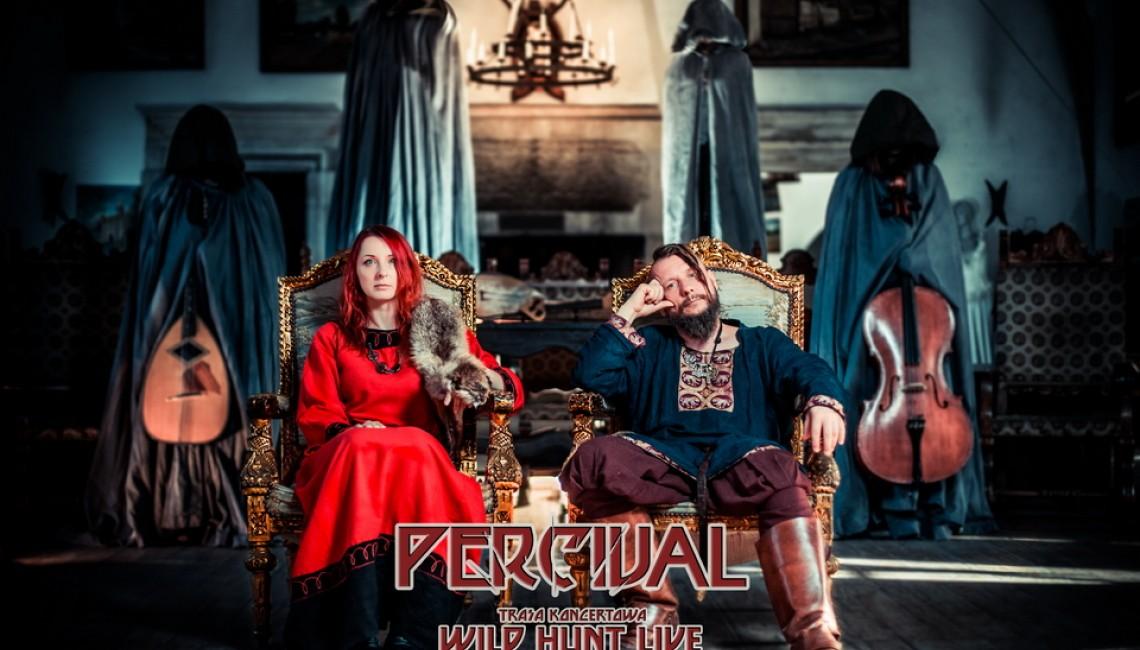 Percival Schuttenbach ogłasza trasę Wild Hunt Live 2019