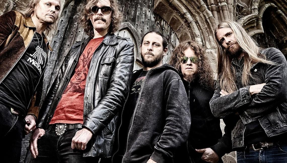 Opeth ujawnia szczegóły nadchodzącej płyty