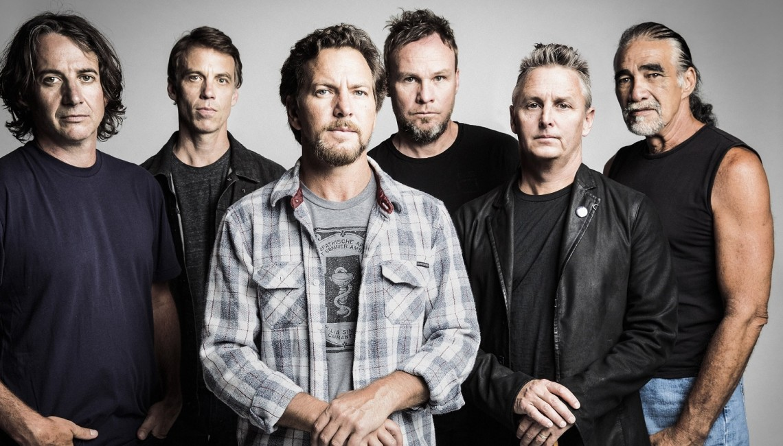 Pearl Jam rozpoczyna europejską trasę koncertową
