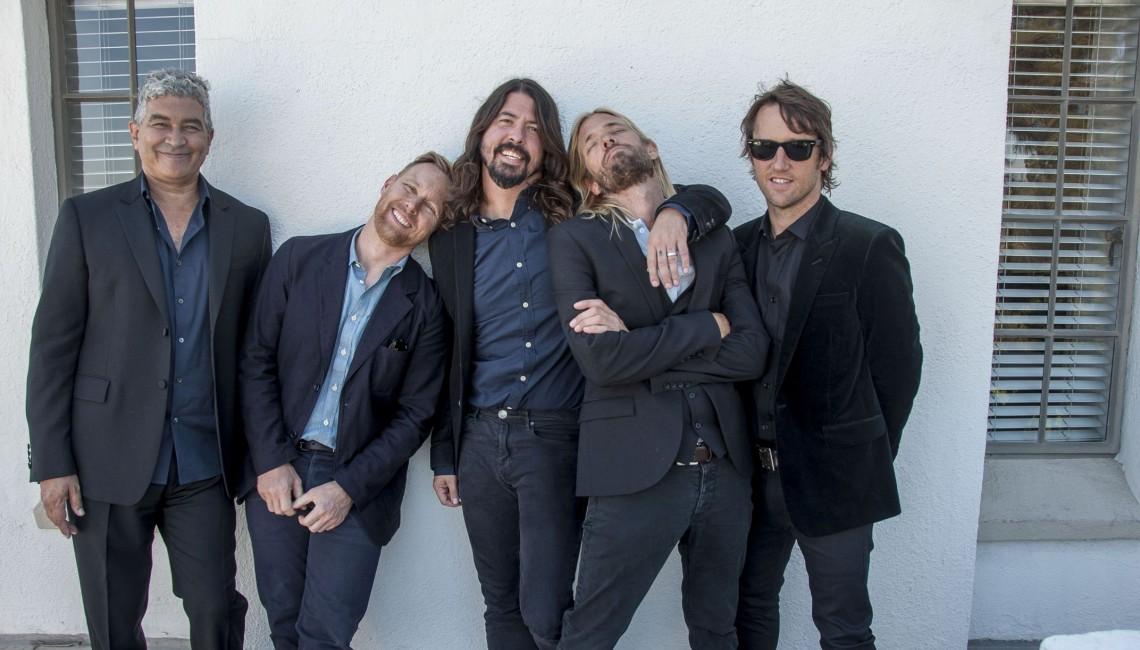 Bądź świadkiem historii: zobacz w Kalifornii pierwszą edycje festiwalu Foo Fighters - CAL JAM!