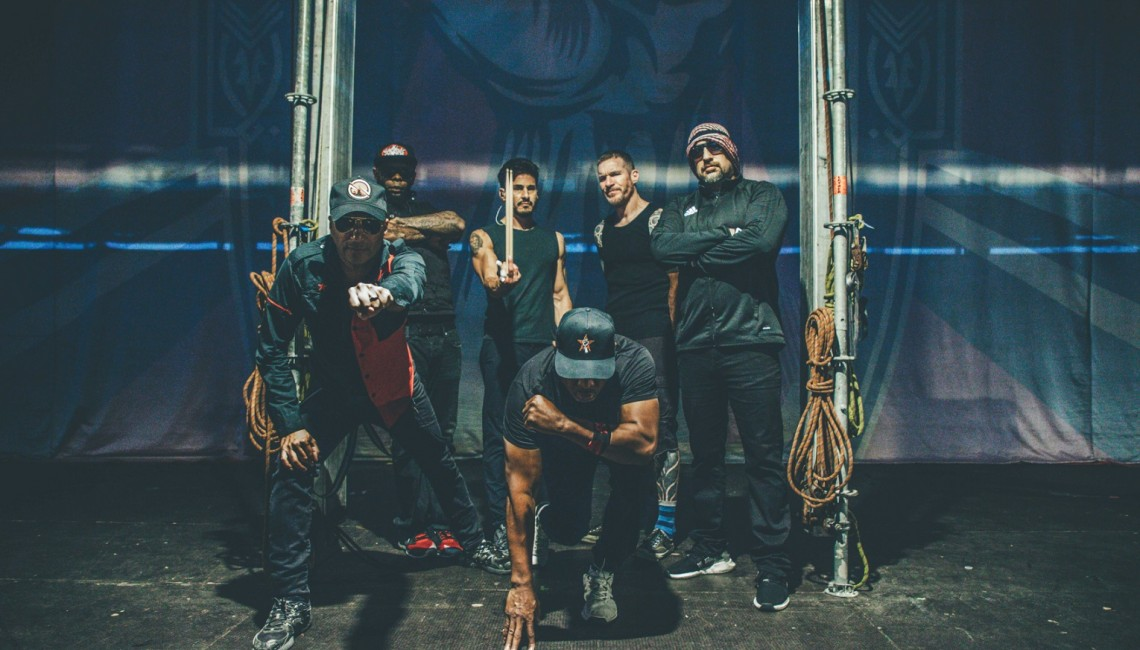 """Made With Hate"" – nowy singiel Prophets Of Rage"