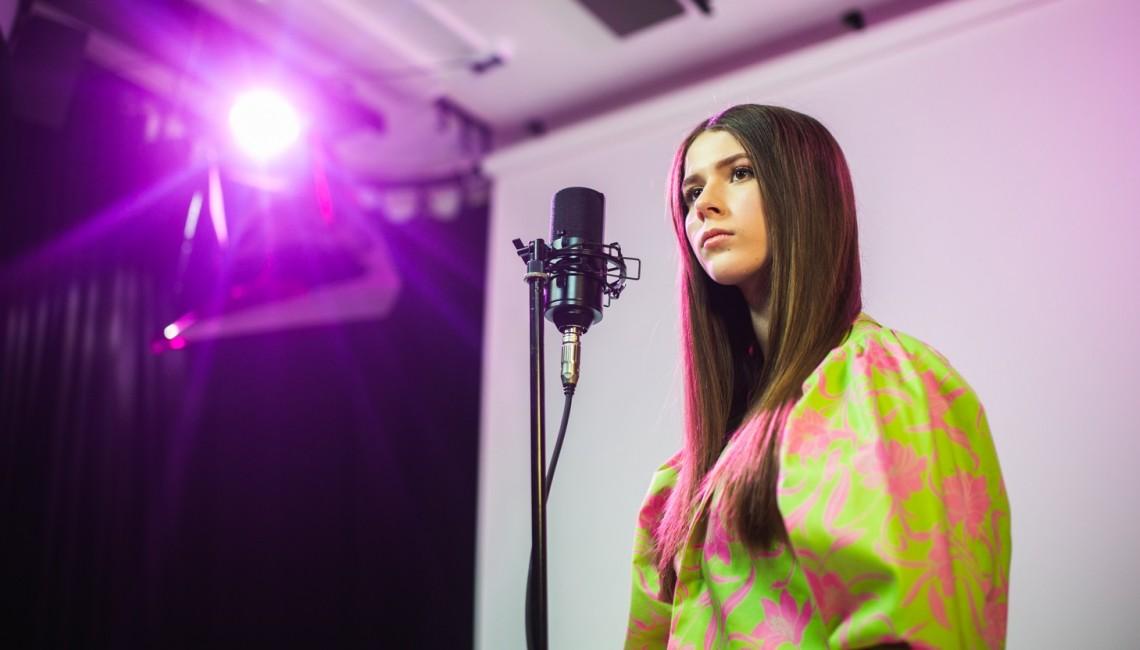 Roksana Węgiel ujawnia okładkę swojej debiutanckiej płyty