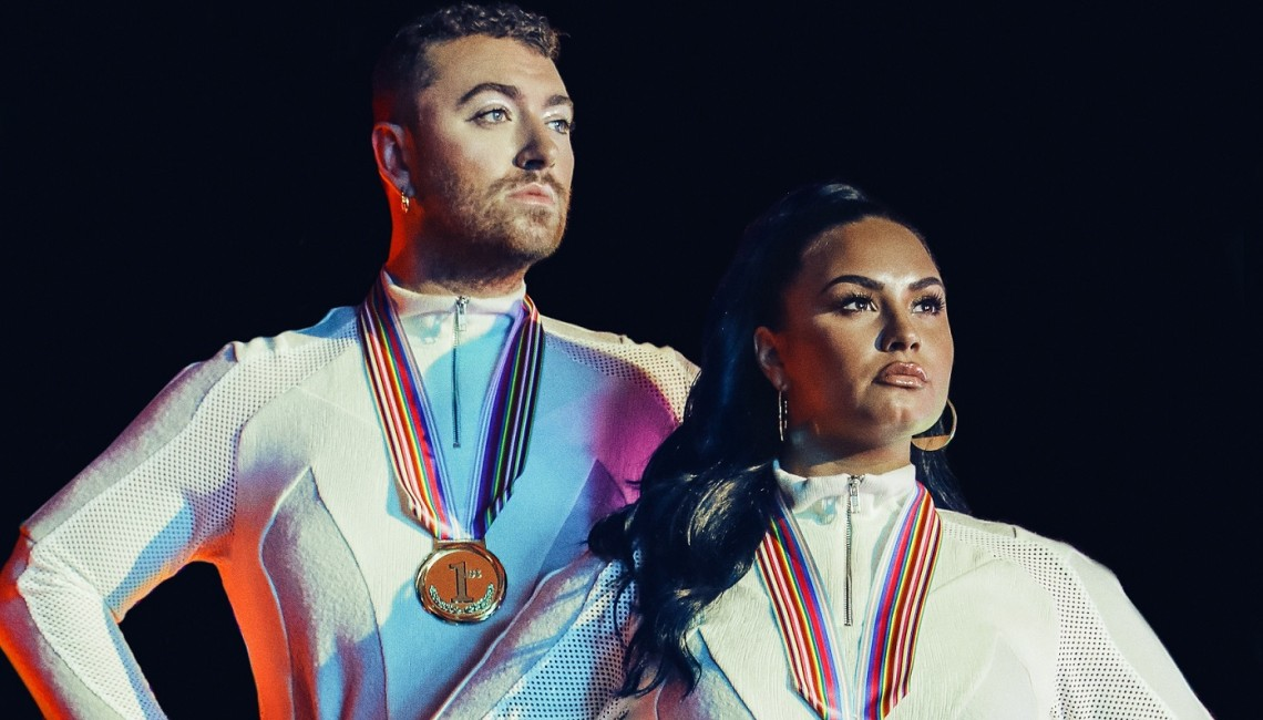 "Sam Smith i Demi Lovato we wspólnym singlu ""I'm Ready""!"