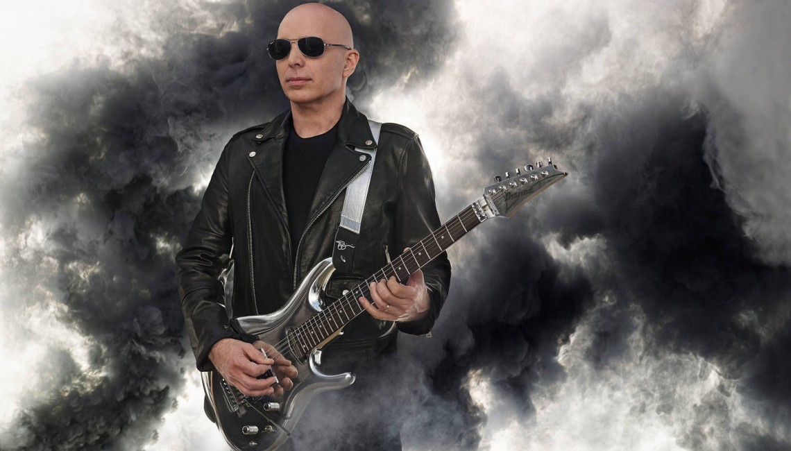 Joe Satriani wraca do Polski!