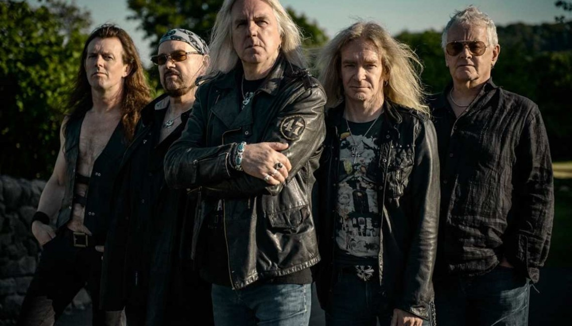 Saxon: reedycje płyt ''Innocence Is No Excuse'', ''Rock The Nations'' i ''Destiny''