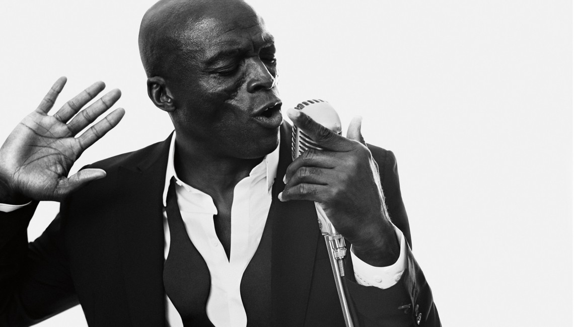 "Seal  prezentuje nowy album ""Standards"""