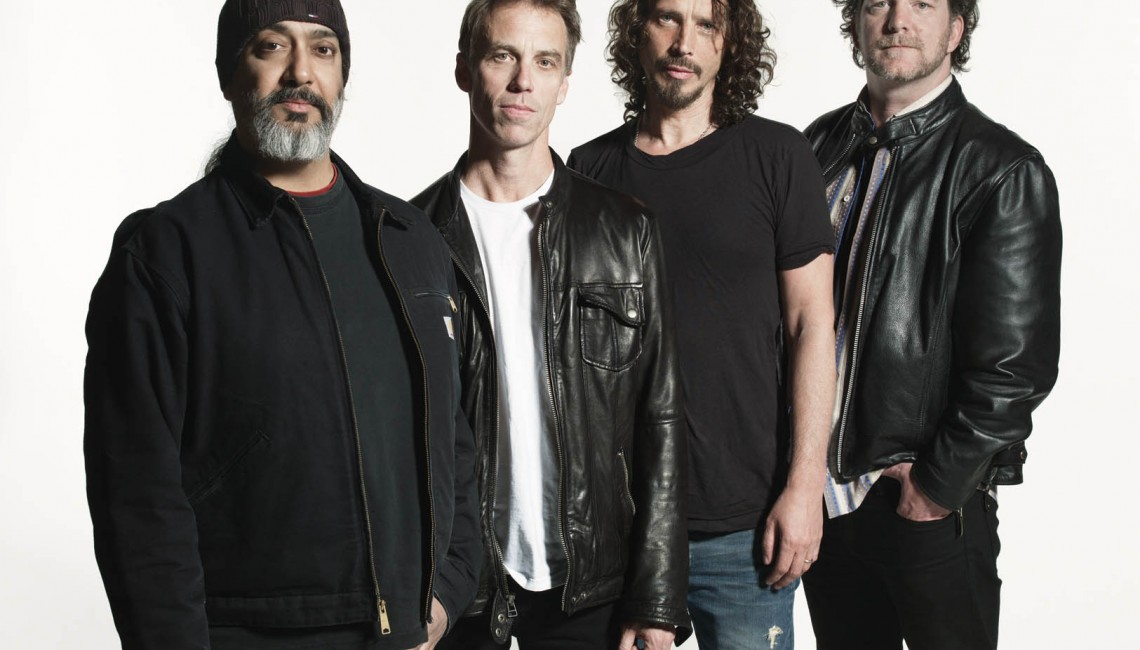 "Premiera: Soundgarden ""Echo of Miles"""