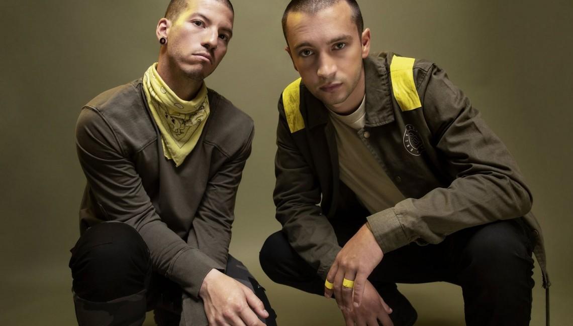 Twenty One Pilots w funkowym wydaniu zaklinają rzeczywistość