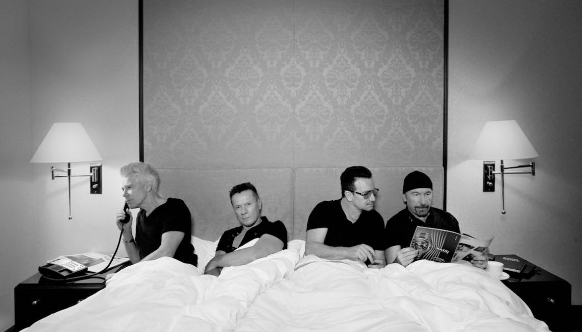 Unikalny singiel U2 na Czarny Piątek