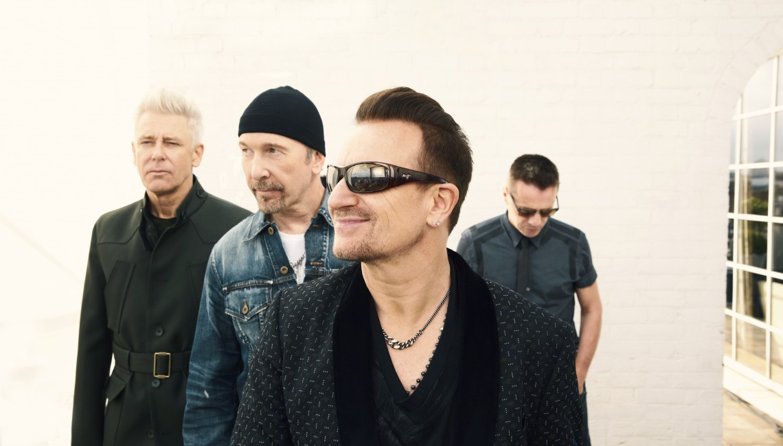 "U2 - ""Red Hill Mining Town 2017 Mix"". Premiera z okazji Record Store Day!"