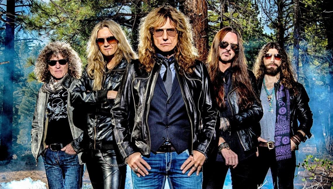 Whitesnake powraca z nowym singlem!