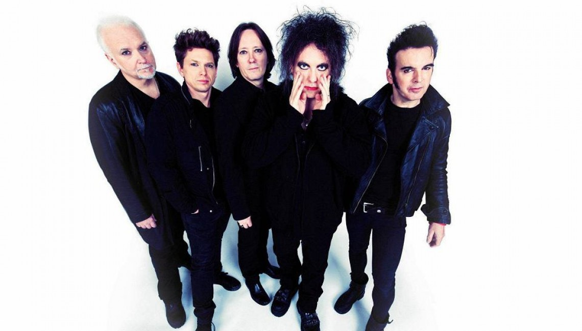 The Cure otwierają Colours of Ostrava 2019