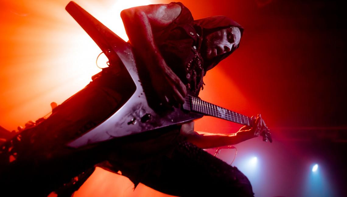 Nasza fotorelacja: Behemoth w Warszawie