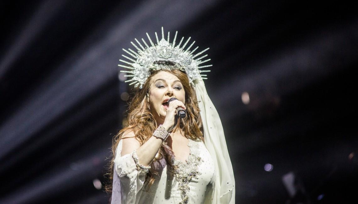 Wielkie świąteczne widowisko. Sarah Brightman po raz pierwszy zaśpiewała w Polsce
