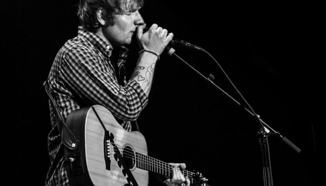Ed Sheeran zapowiada nowy utwór!