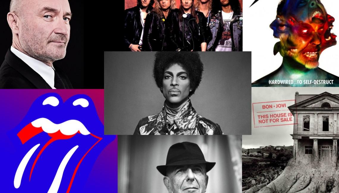 Tym żył muzyczny świat w roku 2016!