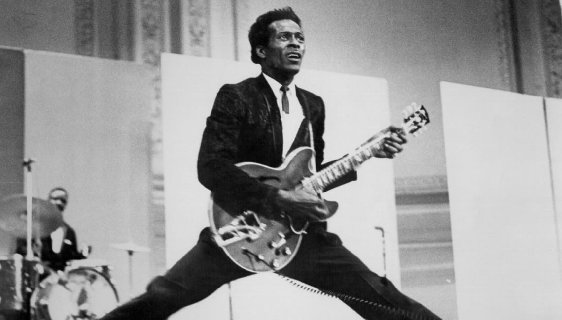 Nie żyje Chuck Berry, miał 90 lat