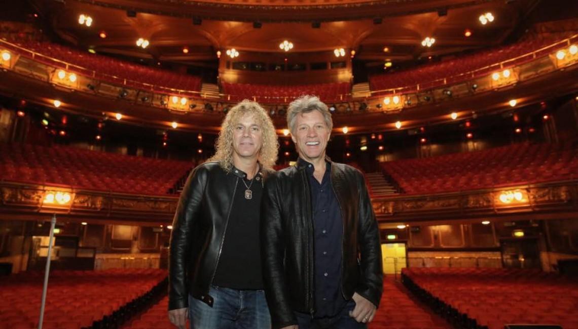 Bon Jovi wciąż w natarciu: album koncertowy i kolejne teledyski już dostępne!
