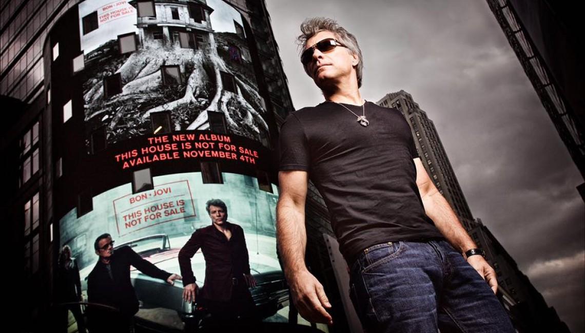 Bon Jovi z szóstym albumem na szczycie listy Billboard 200!