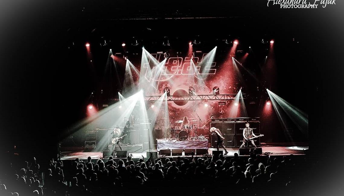 Nasza fotorelacja: Rock City Stockholm Festival