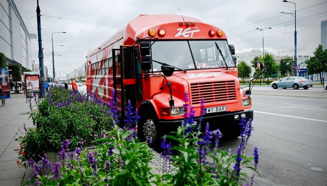 Festiwalowy autobus dowiezie fanów na stadion!