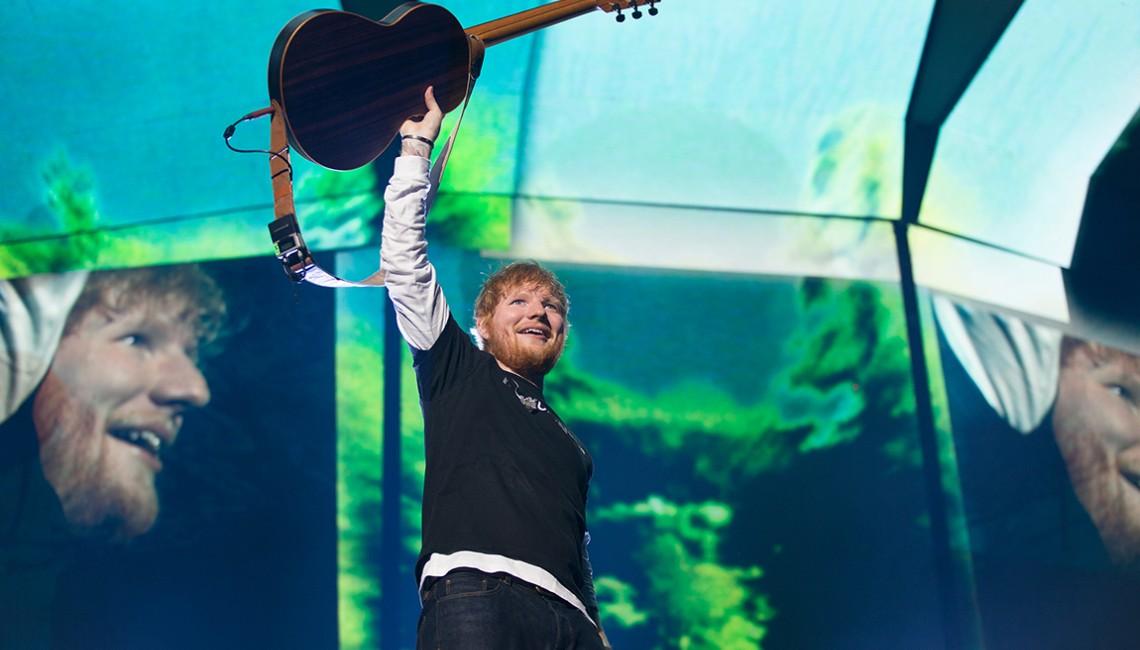 Nasza fotorelacja: Ed Sheeran w Warszawie!