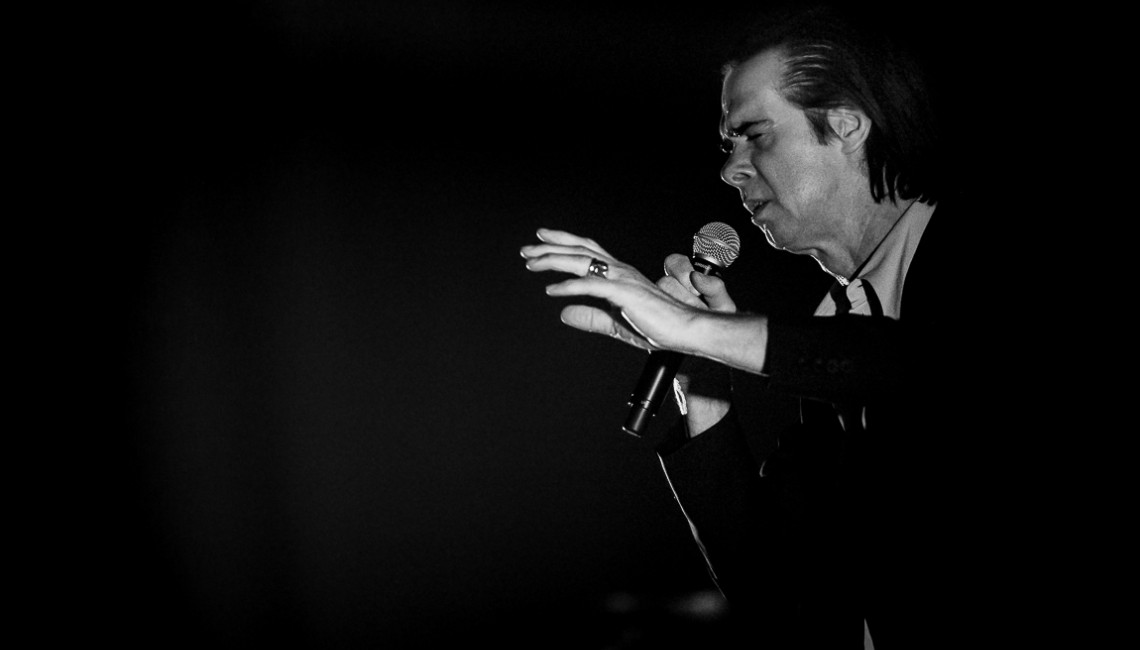 Nasza fotorelacja: Nick Cave w Warszawie!