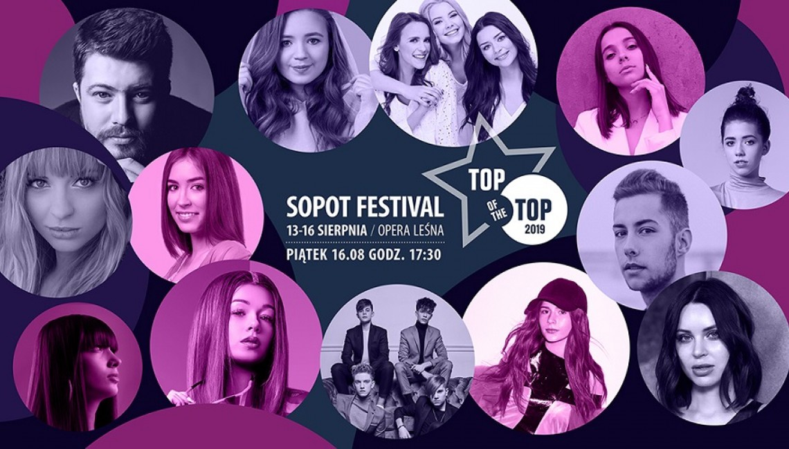 Top Of The Top Sopot Festival – Young Choice Awards
