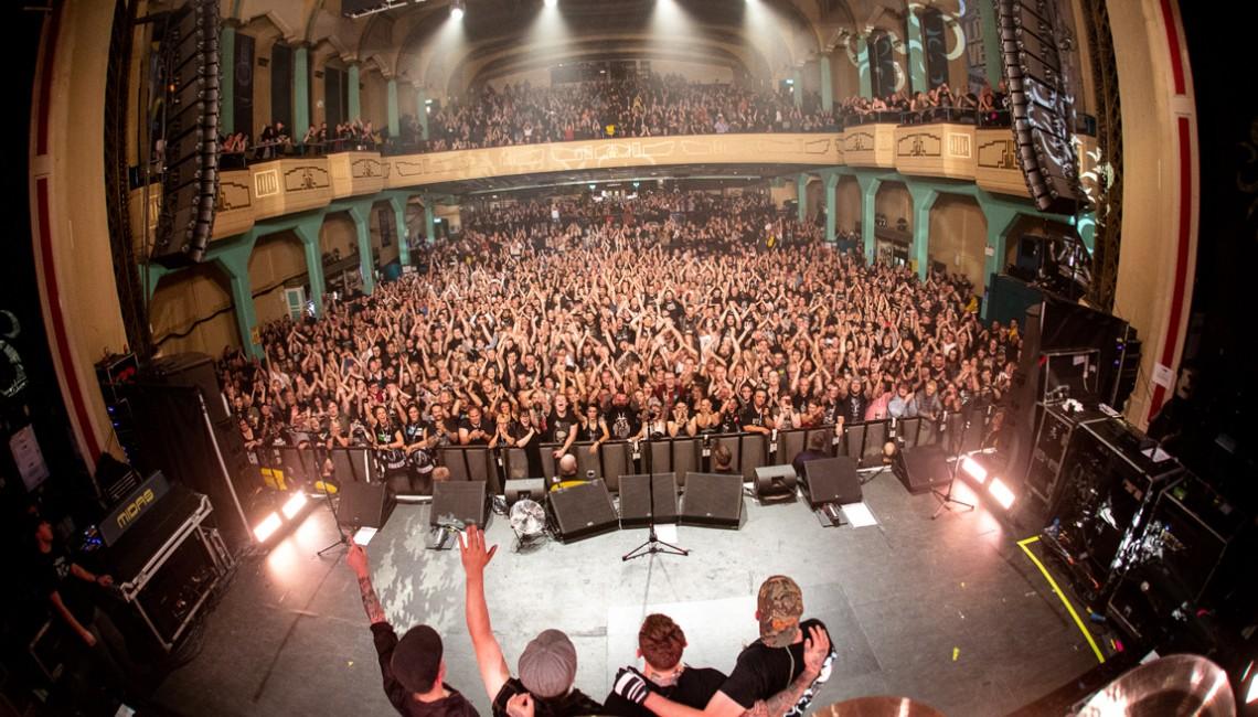 Volbeat rozpoczyna europejską trasę koncertową!