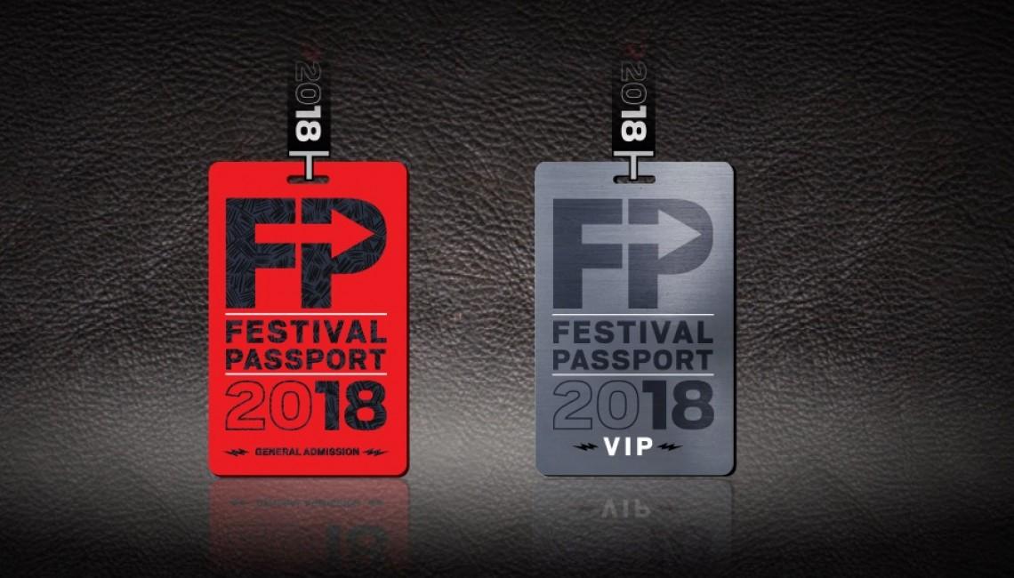Ruszyła sprzedaż Live Nation Festival Passport!