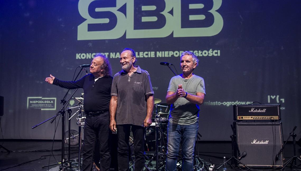 SBB na stulecie niepodległości - koncert w Katowicach