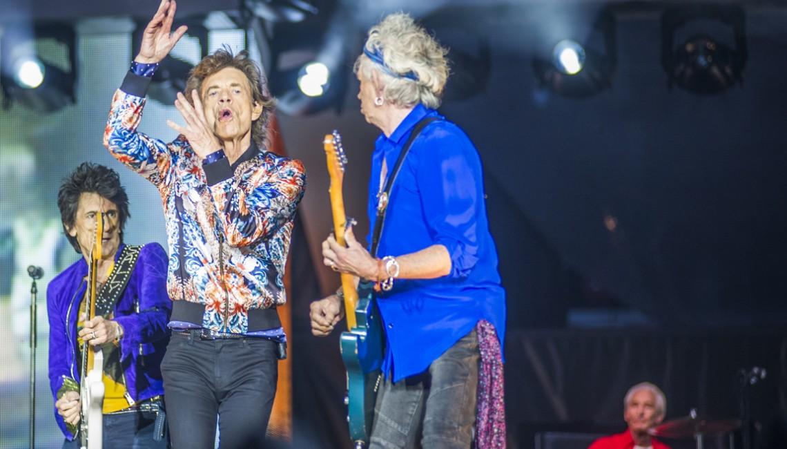 Nasza fotorelacja: The Rolling Stones w Warszawie!