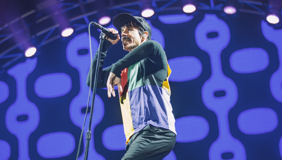 Red Hot Chili Peppers w Krakowie! Zobacz niesamowity występ zespołu na zdjęciach!