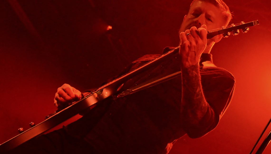 Nasza relacja: Mastodon w gdańskim klubie B90