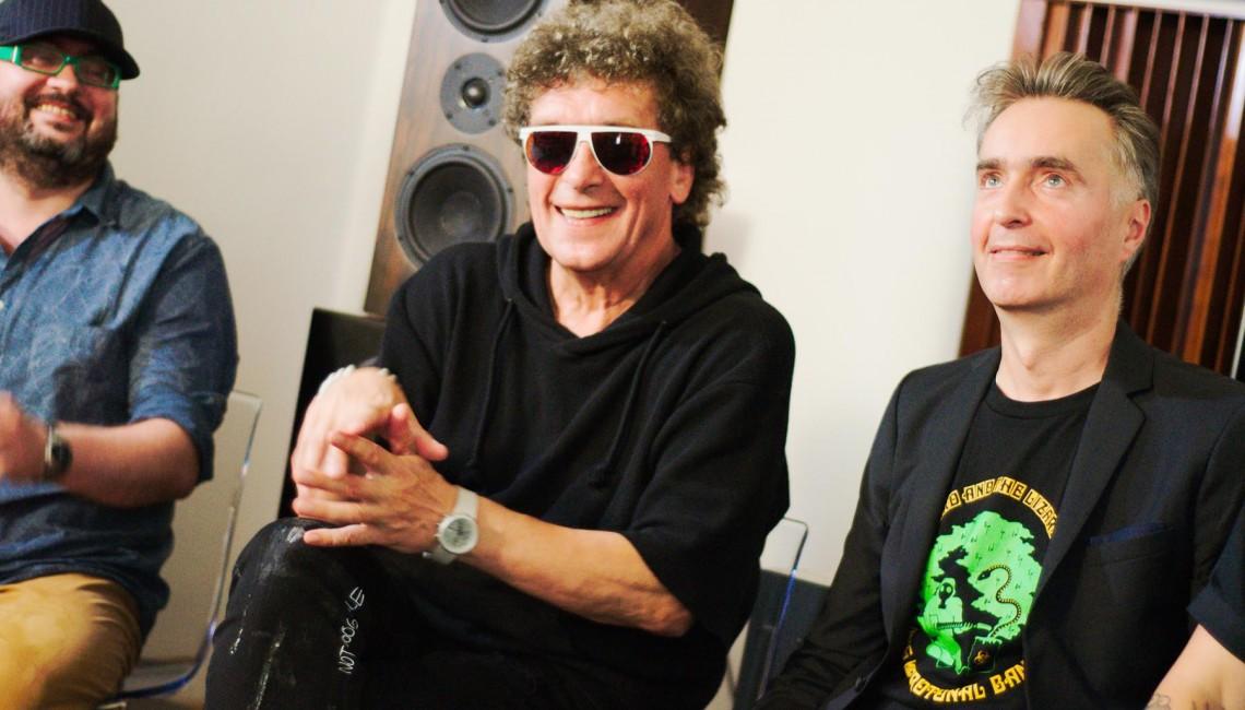 Nasza fotorelacja: spotkanie z Lady Pank w Studio U22