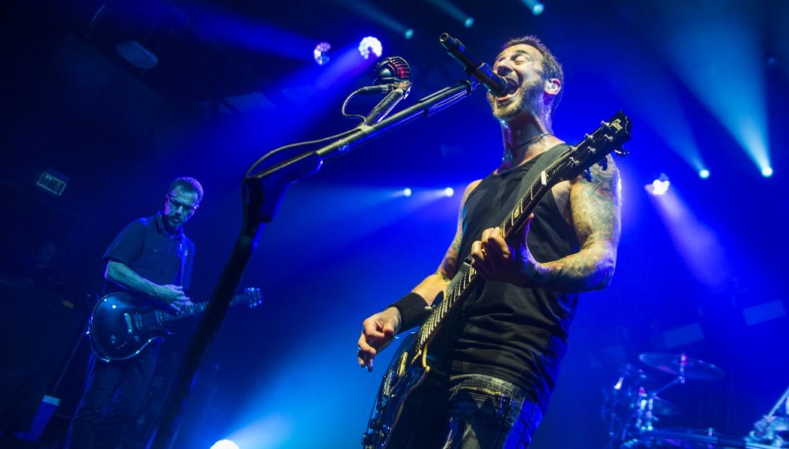Nasza fotorelacja: Godsmack w Krakowie!