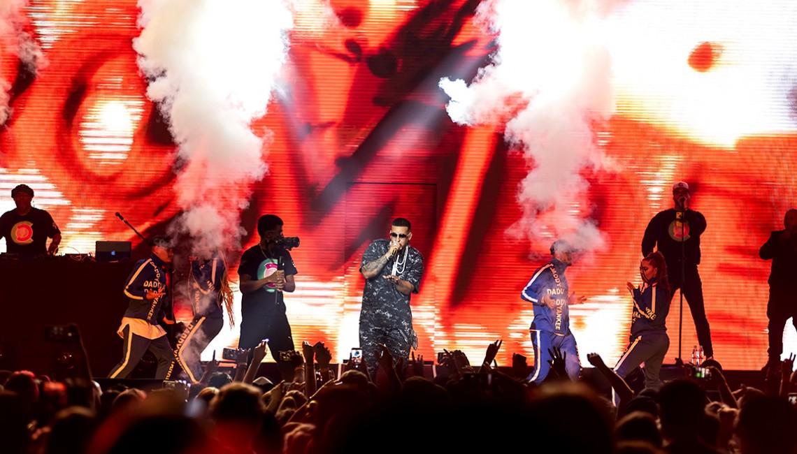 Nasza fotorelacja: Daddy Yankee w Krakowie!