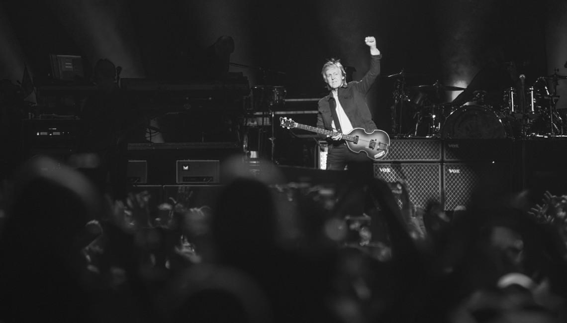 Nasza fotorelacja: Paul McCartney w krakowskiej Tauron Arenie!
