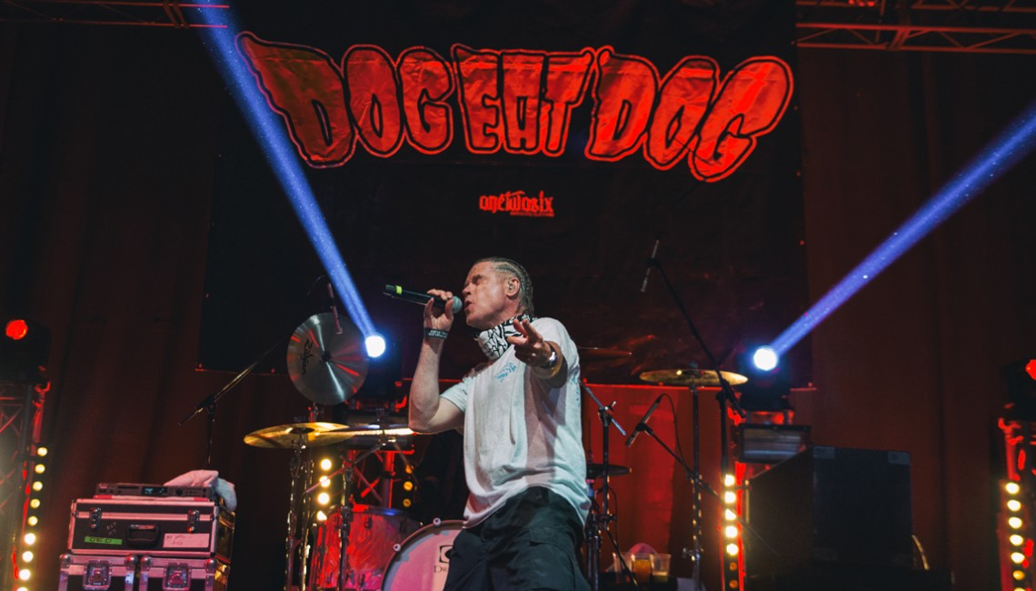 Nasza fotorelacja: Dog Eat Dog na wrocławskiej majówce