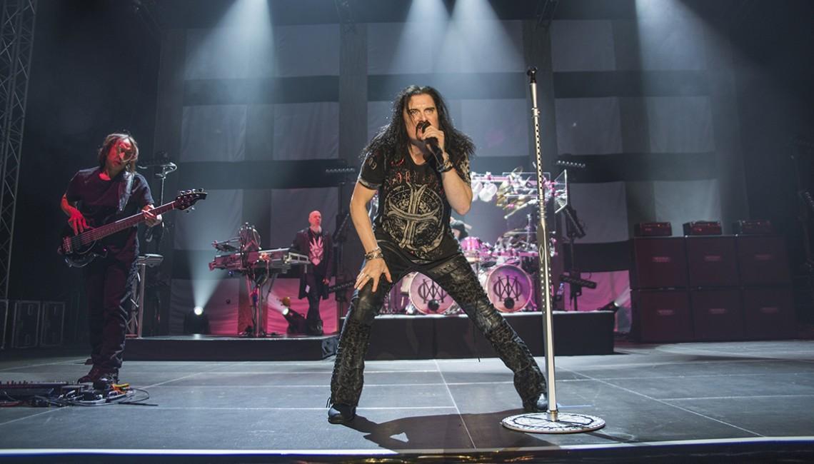 Nasza fotorelacja: Dream Theater w katowickim Spodku