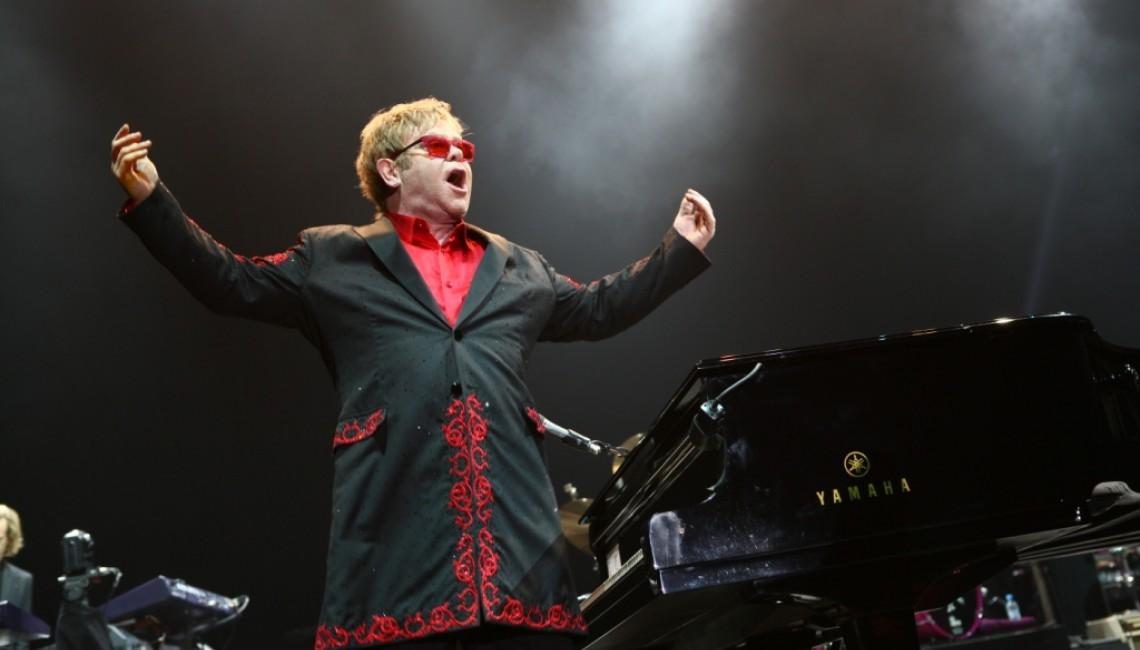 Elton John, Atlas Arena, Łódź 07/07/2012