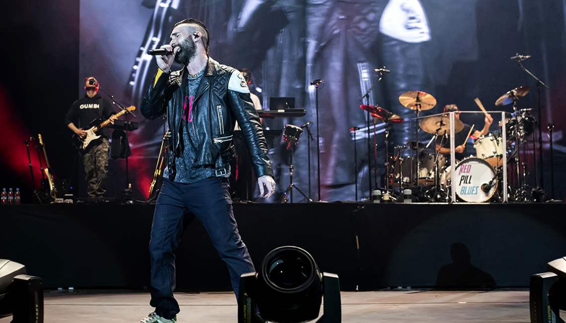 Nasza fotorelacja: Maroon 5 w Krakowie!