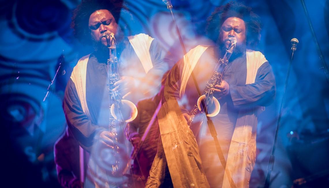 Nasza fotorelacja: Kamasi Washington podczas Warsaw Summer Jazz Days 2017