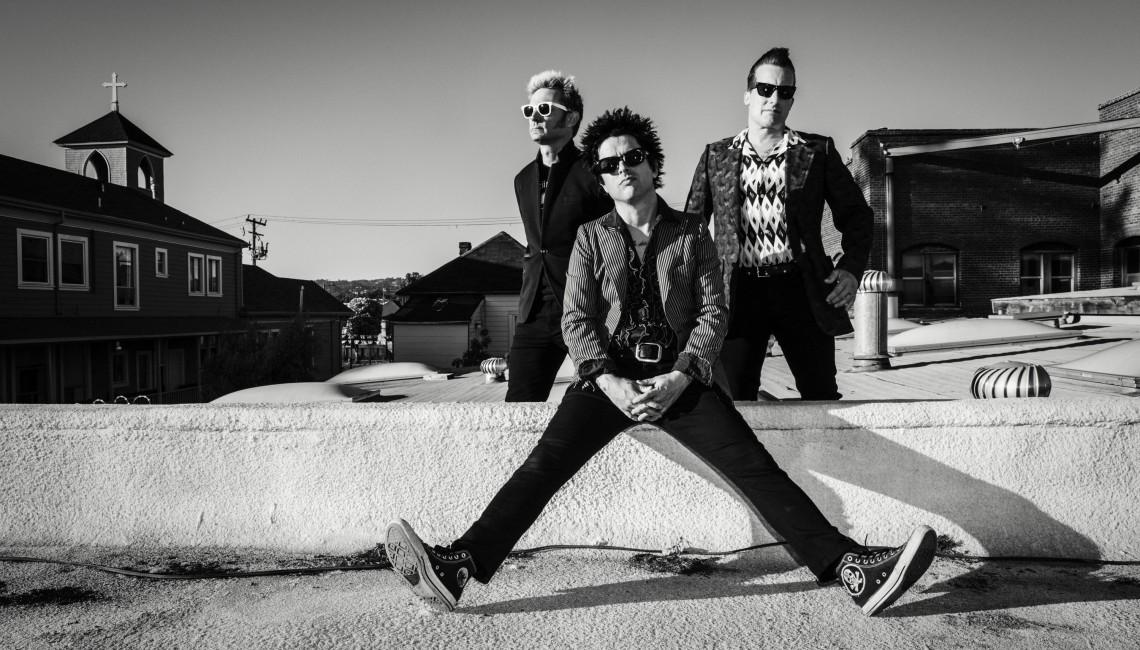 Wygraj oryginalną maskę z teledysku Green Day!