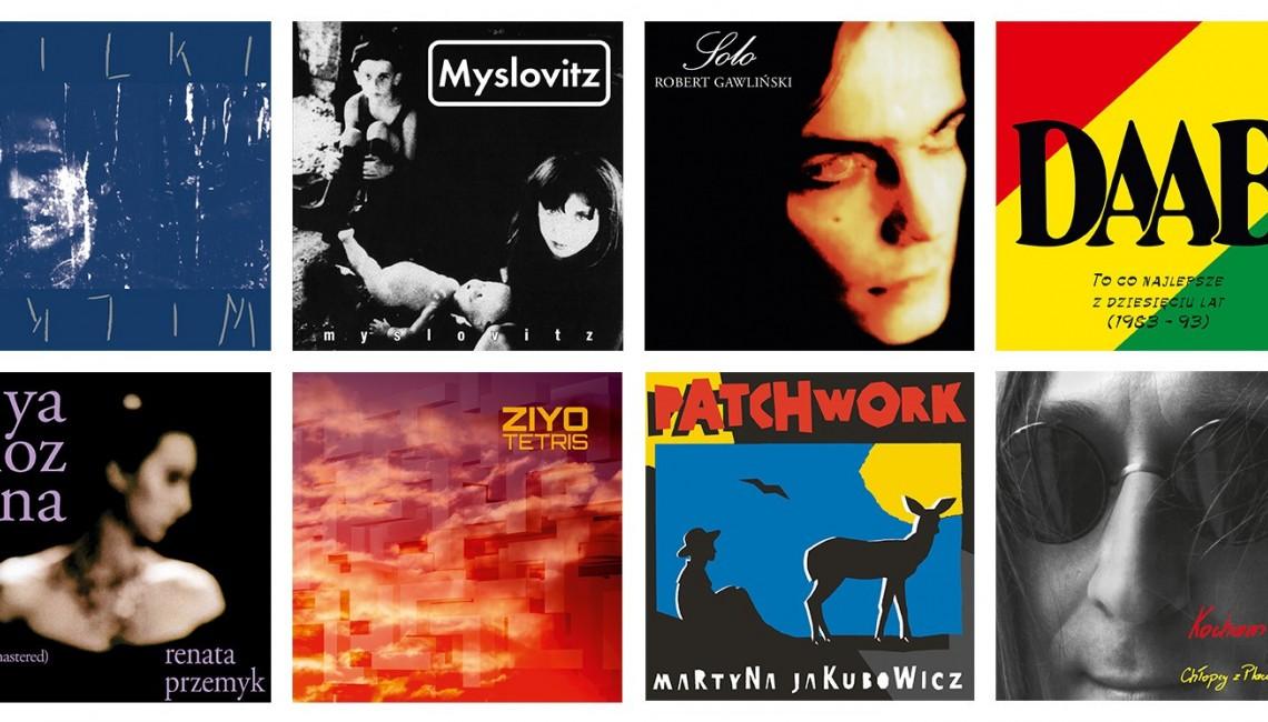 Universal Music Polska prezentuje reedycje płyt bogatego katalogu MJM Music PL
