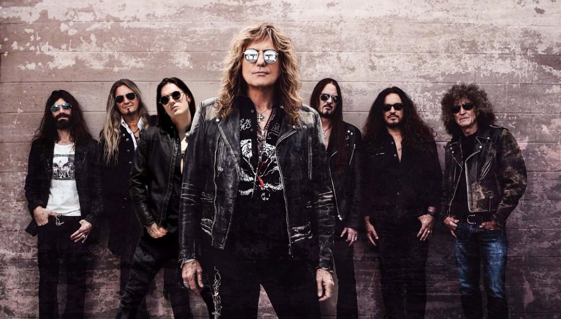 Whitesnake na pożegnalnej trasie koncertowej i jedynym występie w Polsce!